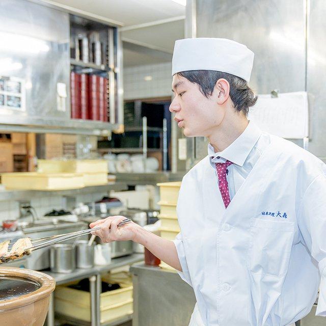 武藤さん | 大森店 | 一般(調理)